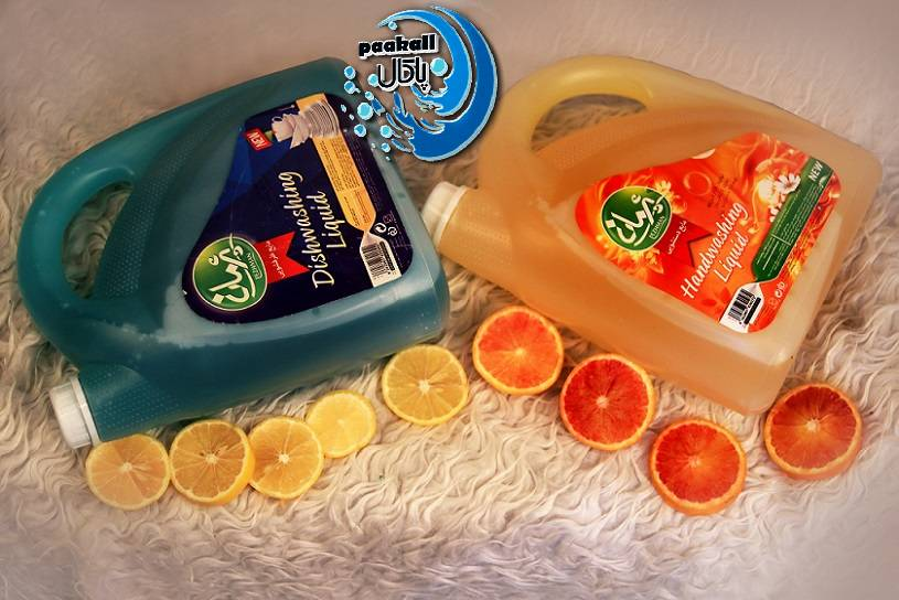 مایع ظرفشویی پژمان